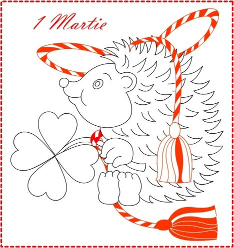 martisor arici