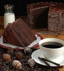 tort si cafea